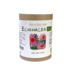 Nat&Form Echinacea Bio 200 gélules