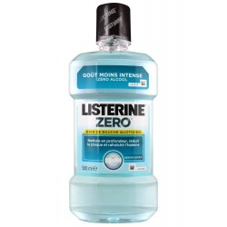 LISTERINE ZERO 500 ML (GOUT MOINS FORT)