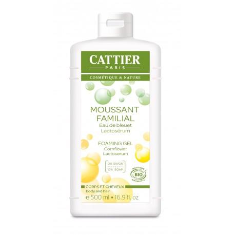 Cattier Moussant Familial 500 ml