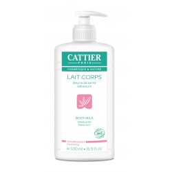 Cattier Lait Corps Nourrissant 500 ml