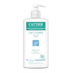 Cattier Lait Corps Modelant Aloe Vera Onagre 500 ml