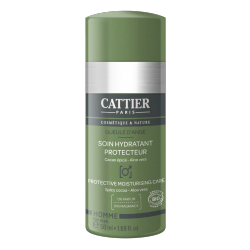 Cattier Soin Hydratant Protecteur Homme 50ml
