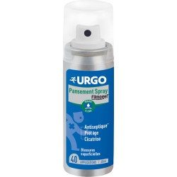 Urgo Blessures Superficielles Pansement Spray 40 ml