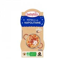 Babybio Bols Pâtes à la Napolitaine 200g x2