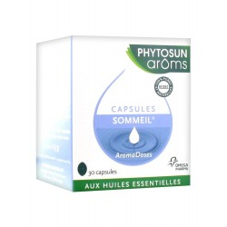 Phytosun Arôms Aromadoses Sommeil Relaxation 30 Capsules