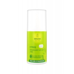 Weleda Déodorant Roll-on 24 H au Citrus 50 ml
