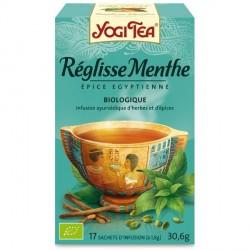 Yogi Tea Infusion Reglisse Menthe