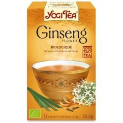 Yogi Tea Infusion Gingeng 17 sachets