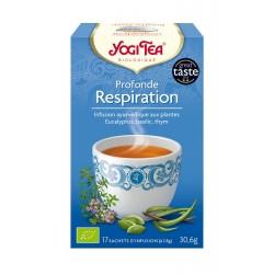 Yogi Tea Infusion Profonde Respiration 17 sachets