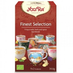 Yogi Tea Infusion Finest Sélection 17 sachets