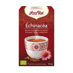 Yogi Tea Échinacéa 17 Sachets