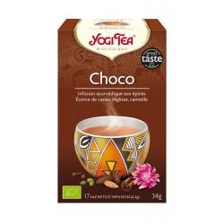 Yogi Tea Choco 17 Sachets