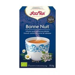 Yogi Tea Bonne Nuit 17 Sachets