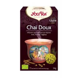Yogi Tea Chaï Doux 17 Sachets