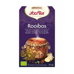 Yogi Tea Rooibos 17 Sachets