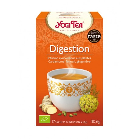 Yogi Tea Digestion 17 Sachets