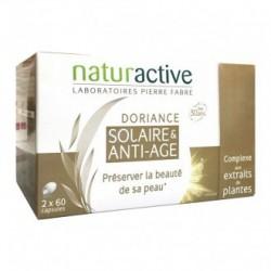 Naturactive Doriance Solaire Anti-Âge Lot de 2