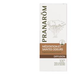 Pranarôm Nature Huile Diffuseur Méditation