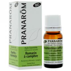 Pranarôm Huile Essentielle Bio Romarin à Camphre