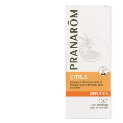 Pranarom Nature Huile Essentielle Diffuseur Citrus 30 ml