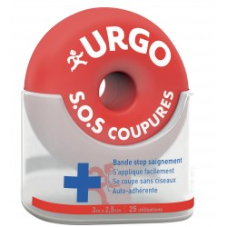 Urgo Pansement Sos Coupures 3MX2,5CM