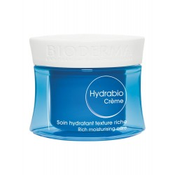 Bioderma Hydrabio Crème Soin Hydratant Texture Riche 50 ml