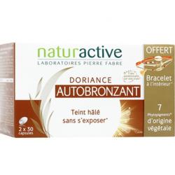 Natureactive Doriance Autobronzant 30X2