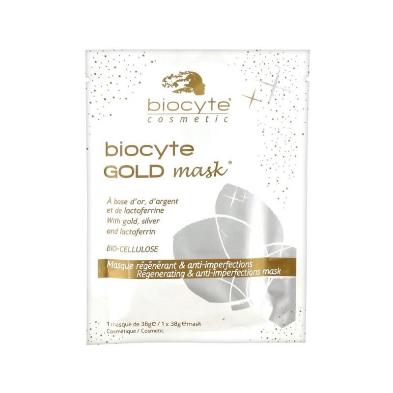 biocyte gold mask 1 masque de 38 g agnes praden. Black Bedroom Furniture Sets. Home Design Ideas