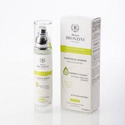 Bronzini Crème Eclat Jeunesse Repulpant Nutritif - Peaux Sèches 50 ml