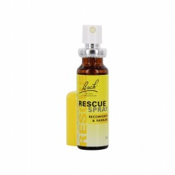 Bach Rescue Flacon 20ml Sans alcool