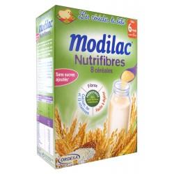 Modilac Céréales Nutrifibres Dès 6 Mois