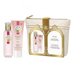 Roger&Gallet Trousse Rose Eau parfumée et gel douche 30ml