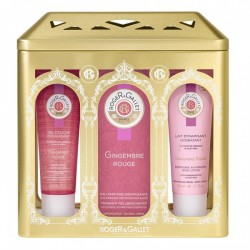 Roger&Gallet Coffret de Noël Gingembre Rouge 100ml