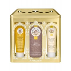 Roger&Gallet Coffret de Noël Bois d'Orange 100ml