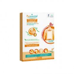 Puressentiel patch chauffant xxl articulations et muscles emplâtre x1