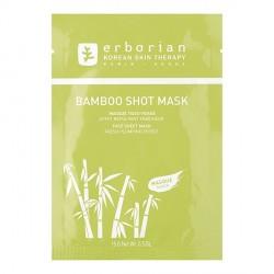 Erborian masque tissu bamboo shot mask 15g