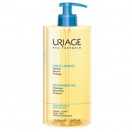 Uriage huile nettoyante 1L