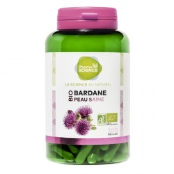 Pharmascience bardane bio 200 gélules