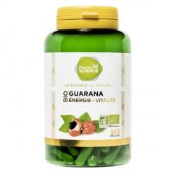Pharmascience guarana 200 gélules
