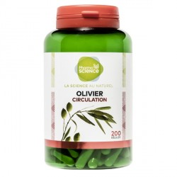 Pharmascience olivier 200 gélules