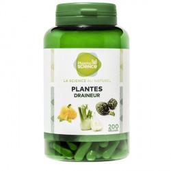 Pharmascience plantes draineur 200 gélules