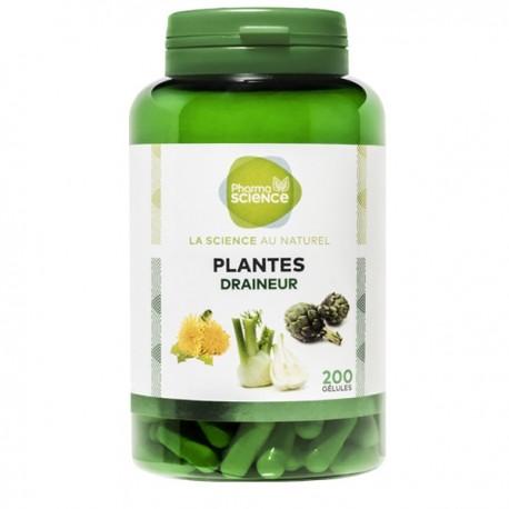 Pharmascience plantes 200 gélules