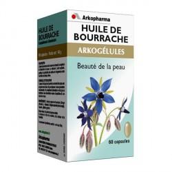 Arkopharma Arkogelules Huile de Bourrache 60 Capsules