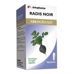 Arkopharma Arkogélules Radis Noir 150 Gélules