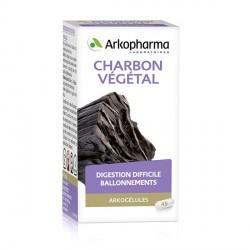 ARKOGELULES CHARBON VEGETAL FL/45