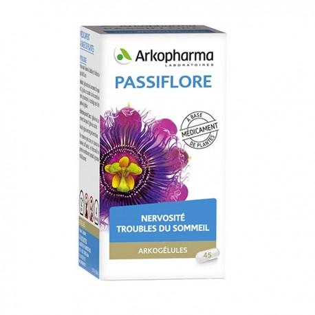 Arkopharma arkogelules passiflore 45 gélules