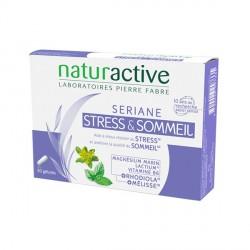 Naturactive sériane stress et sommeil boite 30