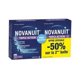Novanuit Triple Action 2X30 Gélules