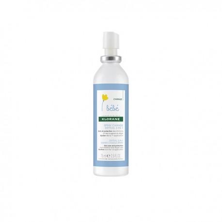 Klorane Bébé Eryteal spray change 75ml