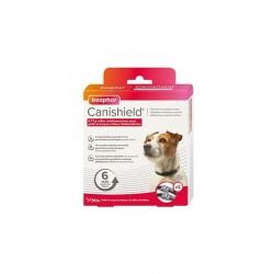Beaphar Canishield petit et moyen chien collier anti-puces x2